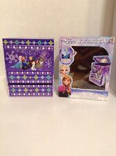Disney Frozen Glam Mosaic Box Decorate Your Own Ages 6+ Purple