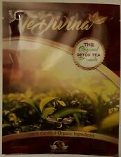 Te Divina Vida DIvina Dr. Ramos Original Tea Formula Free Shipping 1 week supply