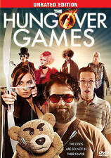 The Hungover Games (Unrated), New DVD, Jamie Kennedy, Tara Reid, Rita Volk, Bruc