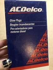 8 Packs New Diesel Glow Plug ACDelco Pro 32G Auto Parts