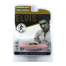 Greenlight 44740 Cadillac Fleetwood Series 60 rosa 1955- Hollywood Series  NEU!°