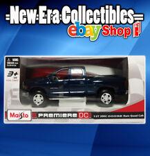 Premiere DC - Die Cast Collection - 1:27 Scale - 2002 Dodge Ram Quad Cab Maisto