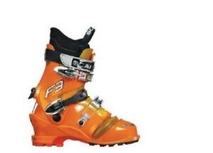 Scarpa F3 Cordura Boot Mens Ski Mountaineering 3 Hooks Light Dynafit Alp