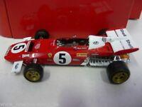 1/43 Hot Wheels SF07/71 Ferrari 312B2 #5 GP Nü. Andretti 30905