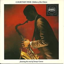 Courtney Pine - Children of the Ghetto (1986) UK 7""