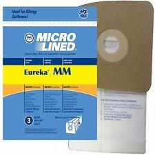 3 Eureka MM Vacuum Bags Mighty Mite 3670 & 3680 Series Sanitaire