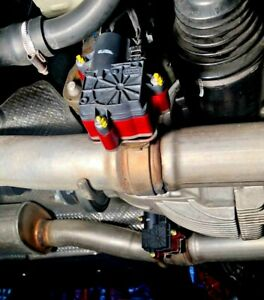 MID MUFFLER ACTIVE EXHAUST SIMULATOR KIT15-19 DODGE CHALLENGER CHARGER