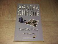 Mr MAC GINTY EST MORTE / AGATHA CHRISTIE