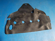 SUZUKI HAYABUSA GSXR1300 GSX1300R 1999 - 2007 OEM ENGINE RUBBER HEAT SHIELD