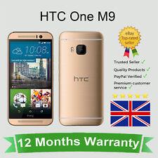 Desbloqueado Teléfono Móvil HTC One M9 Android - 32GB Dorado/Dorado Ámbar