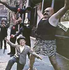 Doors Strange Days LP Vinyl European Elektra 10 Track 180 Gram Repress of 1967