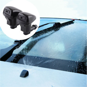 For Toyota Sienna Corolla Solara 04- 11 Car Windshield Wiper Water Washer Nozzle