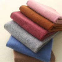 Women's Slim Knitted Crew Neck Cashmere Jumper Pullover Sweater Soft elasticity