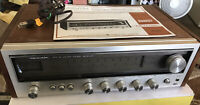 Vintage 1970's Realistic STA-52 31-2072 AM/FM Stereo Receiver Radio