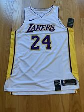 authentic kobe bryant jersey nike lakers sz 52