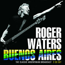 ROGER WATERS of PINK FLOYD Sealed 2020 LIVE 2002 BUENOS AIRES CONCERT 2 CD SET