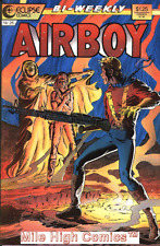 AIRBOY  (1986 Series)  (ECLIPSE) #26 Very Fine Comics Book