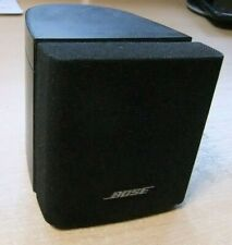 Genuine Black Bose Single Cube Speaker For Acoustimass or Lifestyle Systems - B+