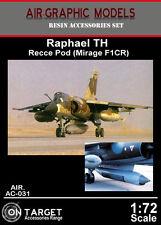 Air-Graphics AIR.AC-031 1/72 Scale Raphael TH Recce Pod