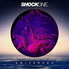 ShockOne ‎– Universus CD Onelove 2013 USED