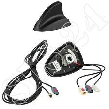 Calearo 7727170 Shark II Radio Antenne AM/FM DAB+ m. Fakra F Stecker Dachantenne