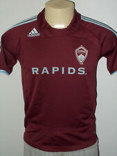 Adidas Colorado Rapids Team MLS Soccer Jersey Youth Large