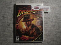Indiana Jones and the Staff of Kings 2009 Nintendo Wii Action Adventure Game