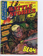 Battle Stories #7 Fawcett 1953