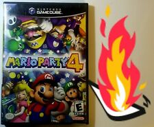 🕹️🔥 Mario Party 4 GameCube + Wii Compatible TESTED! Works! FAST SHIP L👀K⬇️⬇️