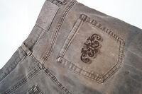 GERRY WEBER Irina Damen Comfort Hose Jeans stretch Gr.40 42 braun TOP AD12