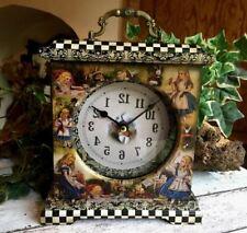 Alice in Wonderland Clock Gift Decor