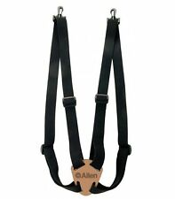 Allen Deluxe Binocular Strap Harness System - Deer Stalking / Bird Watching