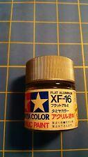 Tamiya XF-16 Flat Aluminum 23ml #81316 Acrylic Paint Ships from USA