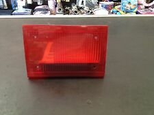Vetrino lente trasparente posteriore dx destro rosso Innocenti Mini 90