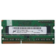 MICRON / NANYA 4GB DDR3L PC3L-12800S (1600 MHz) LAPTOP RAM MEMORY MODULE