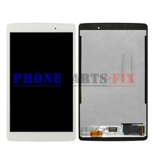 White LCD Display Touch Screen Digitizer Assembly For LG G Pad 8