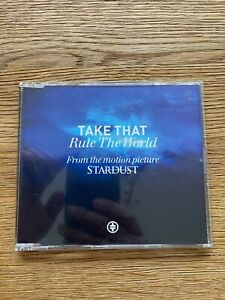 Take That – Rule The World Promo CD Mint Unplayed Polydor – WORLD1
