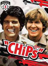 Chips TV Series ~ Complete 4th Fourth Season 4 Four ~ BRAND NEW DVD SET