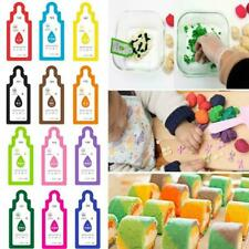 12Pcs/Set Edible Food Pigment Coloring Fondant Cake Decor Baking Pastry R2A2