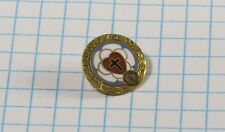 Vintage Collectible Pin - Lutheren Sunday School - 1/10 10KGF