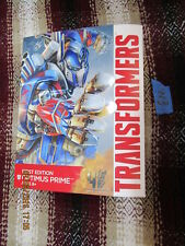 Transformers Movie Lot TF4 AOE 1ST FIRST EDITION OPTIMUS PRIME Age of Extinction