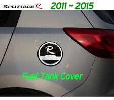 Fuel Gas Tank Cap Cover Chrome Garnish 1P K-164 for Kia 2011~2016 Sportage