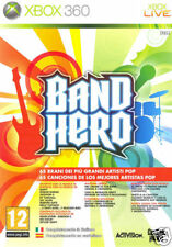Videogame Band Hero - SW XBOX360
