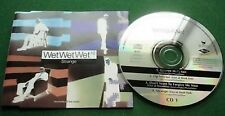 Wet Wet Wet Strange CD1 + 3 Live Tracks Absolutely Excellent Condition CD Single