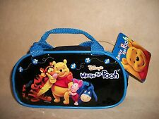 "Disney Pooh, Tigger & Eeyore Bag, 4"" High, 7 1/4"" Long & 2"" Wide, NEW WITH TAGS!"