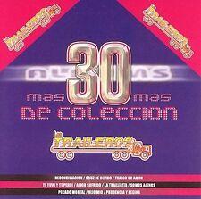 Los Traileros del Norte : Mas 30 Albums De Coleccion CD