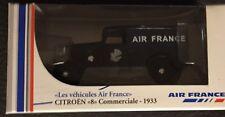 5- Les Véhicules Air France Citroën 8 Commerciale Musée Air France