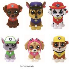 Ty Beanie Babies 25100 Mini Boo Collectable Paw Patrol