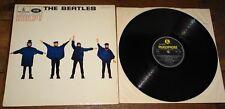 THE BEATLES ~ aiuto! ~ UK PARLOPHONE y&b LP 1965 prima stampa 2/2