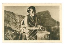 AFRICA ORIENTALE MUSICA INDIGENA ERITREA COLONIE D'ITALIA SUONATRICE ANNI '30